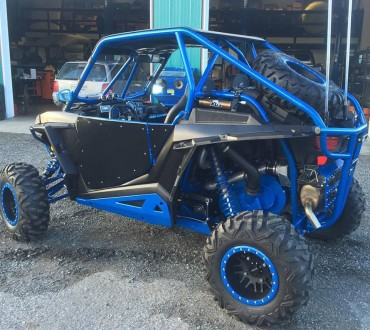 mechanics, polaris rzr, custom rzr