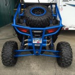 rzr, rzr 1000, custom rzr, back 40 mechanical