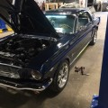 1965 Mustang Project