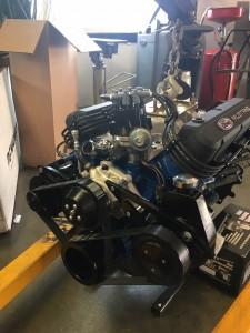 Mustang new motor